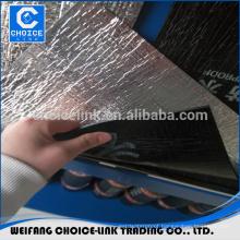High strength rubber asphalt fiberglass mesh roofing felt