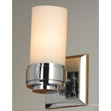 Modern Stainless Steel with Fabric Fabric Wall Light/Lamp