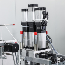 Produktionsmaske Fabrik Gesichtsmaske Verpackungsmaschine