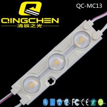 Top Hot 3 Chips SMD 5630 Module LED à injection 1.2W fabriqué en Chine