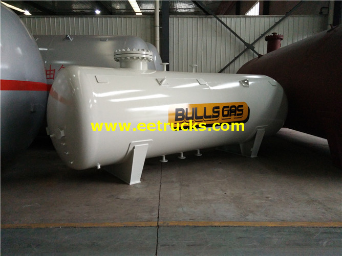 Residential LPG Domestic Tanks