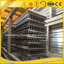 Fornecedores de extrusão de alumínio Personalizar o dissipador de calor de alumínio