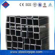 Custom barato reutilizáveis de aço suave tubo quadrado