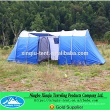 большой размер палатка для семейного туннеля