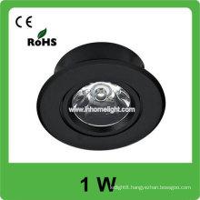 High quality 1W AC85v-265v high power led ceiling light