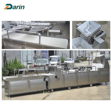 Siemens+PLC+Controlled+Muesli+Bars+Cutting+Line
