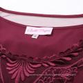 Belle Poque Retro Vintage 3/4 Sleeve Crew Neck Ankle-Length Lace Evening Dress BP000318-1