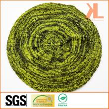 Blouson tricoté à l'acrylique mélangé à 100%