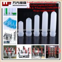 Kaufen Sie Ölflasche Pet Preform Mold / OEM Custom-Design-Injektion Ölflasche Pet Preform Mold in China hergestellt