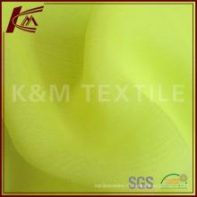 100% чистого шелка жоржет шелковой ткани