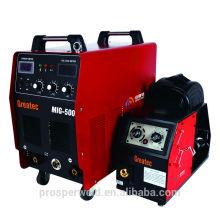 Mig500 Gas Schild Inverter Schweißen Maschine