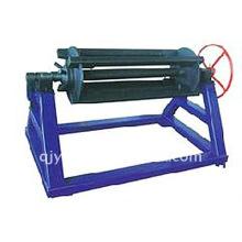 QJ full-automatic manualuncoiler máquina hidráulica para folha de metal