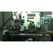 Máquina de fabricación de latas de aerosol de latas de metal Soldadora / Equipo de secado / revestimiento externo interno