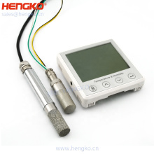 RS485 digital sensor Intelligent soil moisture meter temperature and humidity with dew point transmitter for HVAC humidifiers