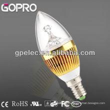Свеча форме 3 способа привели лампочки
