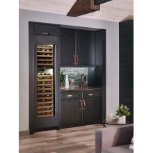 Armoires de cuisine en bois massif sur mesure