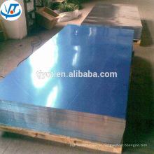 Pure 99,99% folha de alumínio / placa / preço da bobina por tonelada 1050 1060 1100