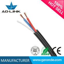 123 China-Fabrik-Versorgungsmaterial-elektrisches RVVP Kabel