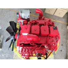4 Cylinders 140hp Cummins Diesel engine