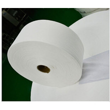 Estera de poliéster de fibra corta para impermeabilizar la membrana