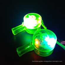 Multi-Color Wholesale Glow Toy Led whistle