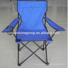 2015 venta caliente camo silla de camping, camping poliester silla, silla que acampa de poliester
