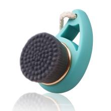 Beauté équipement bambou fibre à charbon SPA Massage du visage brosse