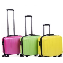 16inch ABS Matte Universal Wheel Travel Luggage