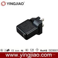 5V 1.2A 6W DC USB Wandadapter