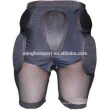 A motocicleta elegante arfa calças ancas das almofadas do esqui para o Sportswear