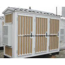 Eco-Friendly, écologique, Green WPC House