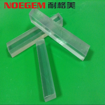 Fireproof PC polycarbonate transparent plastic sheet