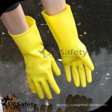 Хлопчатобумажный лак SRSAFETY, погружающий перчатки для мытья перчаток для мытья посуды