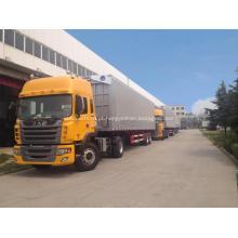 Asas abrir caminhão de carga (dois eixos)