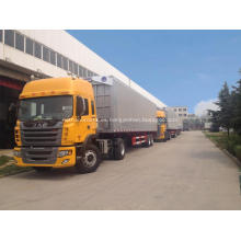 Wings Open Cargo Truck (dos ejes)