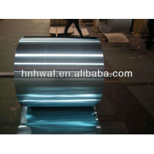 8011 Air conditionné Feuille d'aluminium hydrophile (feuille noire, feuille bleue, feuille dorée)