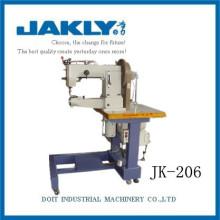 JK 206 alta eficiência de produção industrial eletrônica configuração máquina de costura