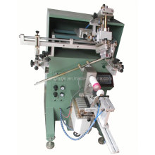 O reconhecimento da cor localiza a máquina de impressão cromática da tela de impressão