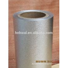 Тисненый и ламинированный рулон из алюминиевой фольги для пищевых продуктов