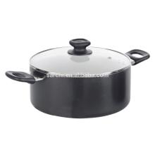 Ceramic coating Aluminum cooking pot