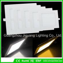 Panel-Licht-Decken-Downlight-Badezimmer-Küche 12W quadratische LED