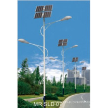 Luz de rua psta solar 100W
