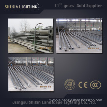 9m10m11m Plastic Coated Rust Proof Steel Pole for Lighting