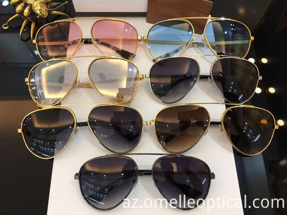 Classic Sunglasses Shapes