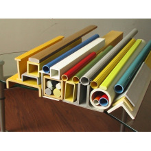 FRP Tubes, GRP/Pultruded Profiles, Pultruded Shapes, GRP Square/Round Tubes