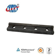 Uic60 Rail Joint Bar with 4 Holes