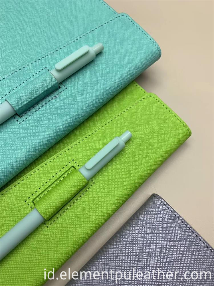 Diary Notebook Leather