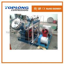 Compressor de diafragma Compressor de oxigênio Compressor de nitrogênio Compressor de hélio Compressor de alta pressão Compressor (Gv-38 / 4-150 Aprovação CE)