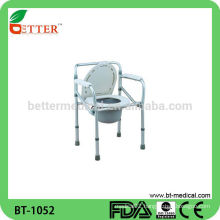 Foshan Aluminum commode chair