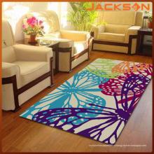 Todos os tipos de tapetes de quarto podem ser personalizados